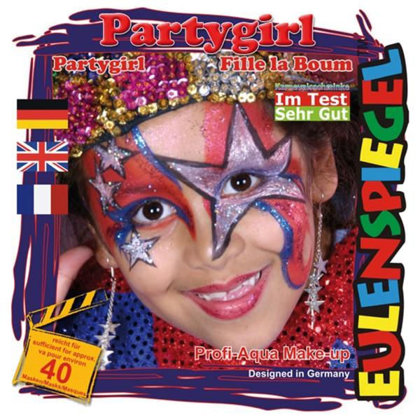 Motiv-Set Partygirl