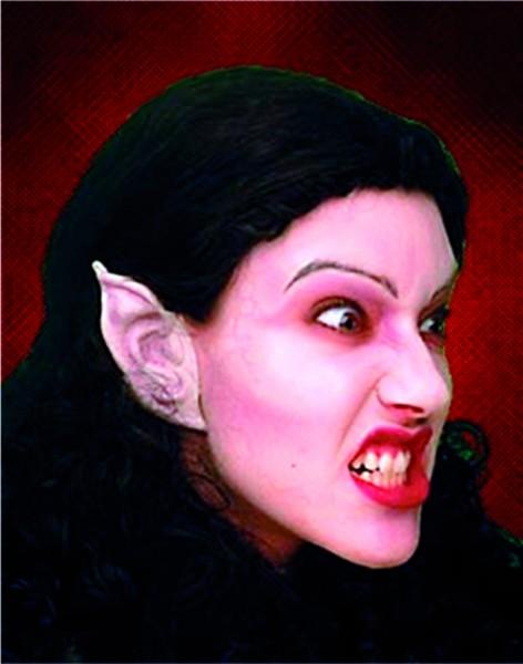 Latex-Maske Vampirohren