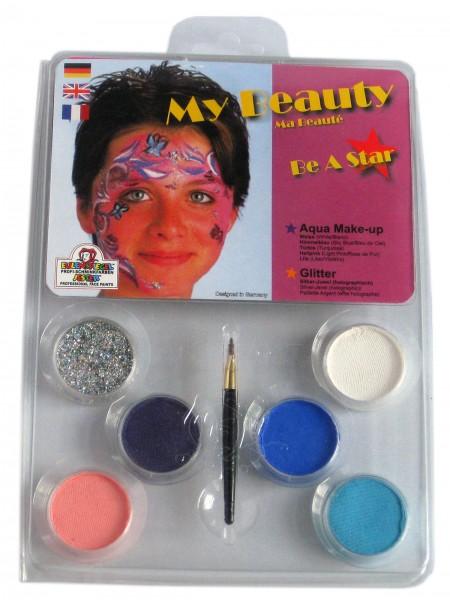 My Beauty - Schminkpalette mit Anleitung