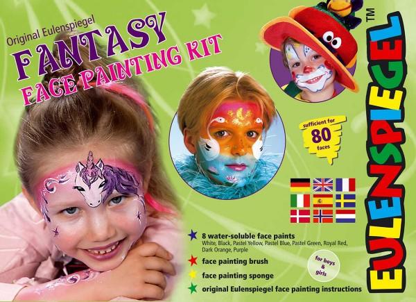 Fantasy Face Painting Kit