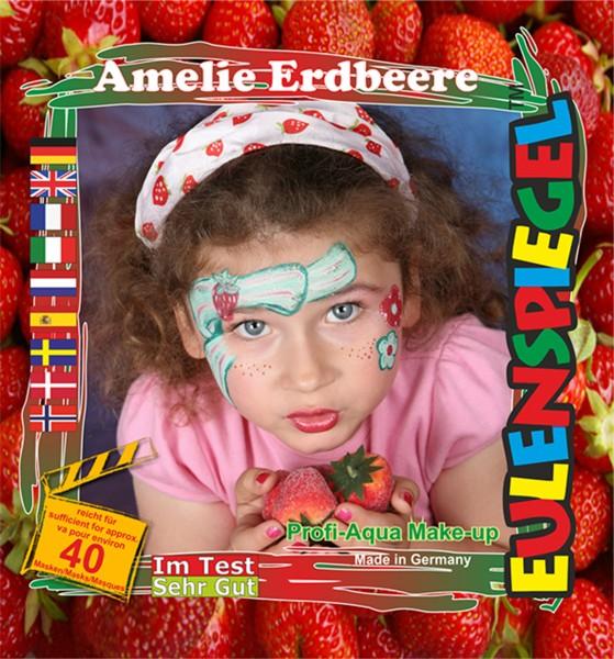 Motiv-Set Amelie Erdbeere