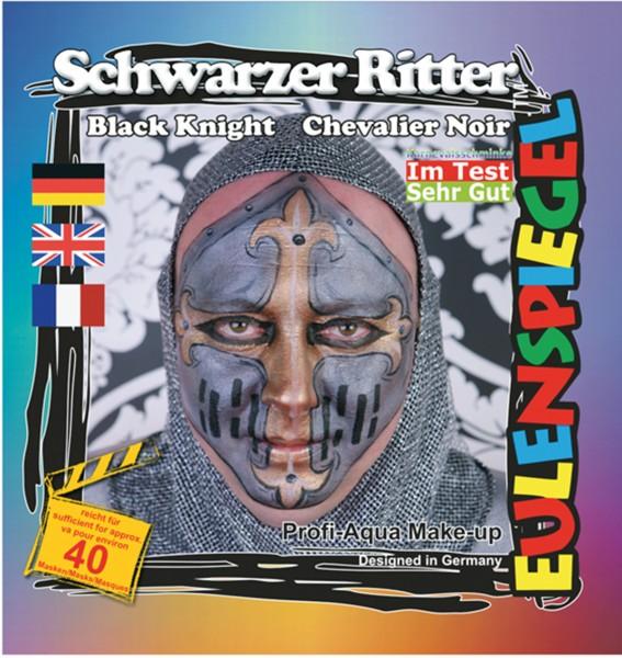 Motiv-Set Schwarzer Ritter