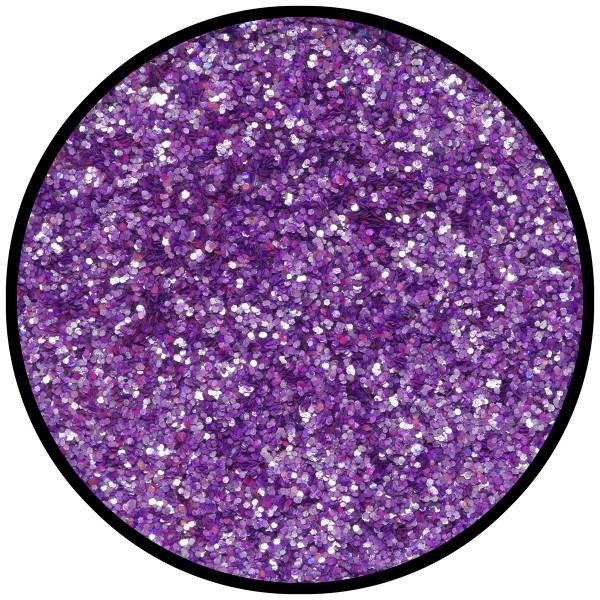 Violett, 2g Glitzer