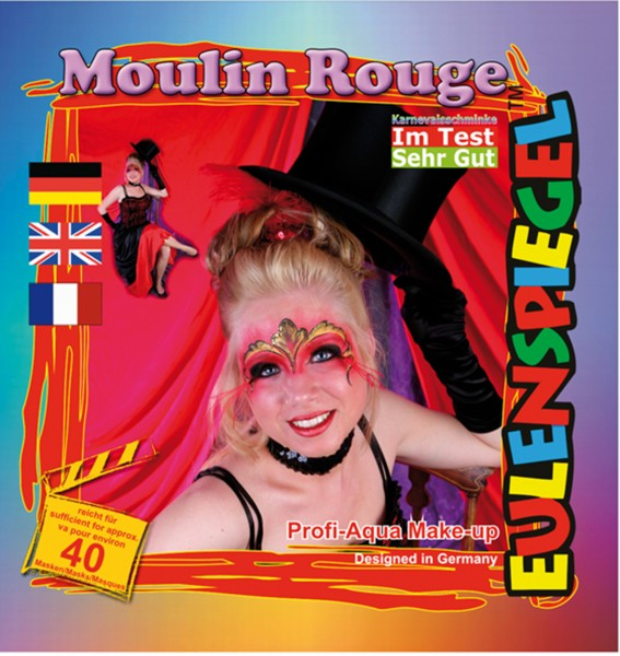 Motiv-Set Moulin Rouge