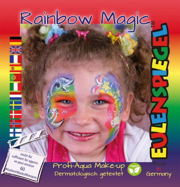 Rainbow Magic, 20ml mit Blister & Anleitung