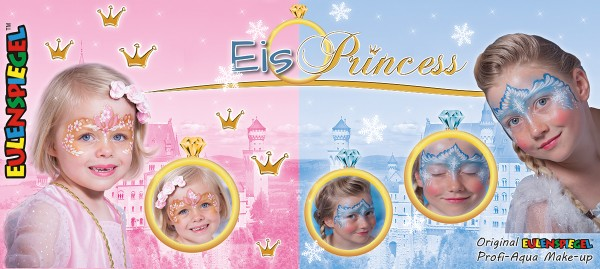 EisPrincess Metall-Palette