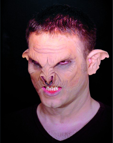 Latex-Maske Orknase