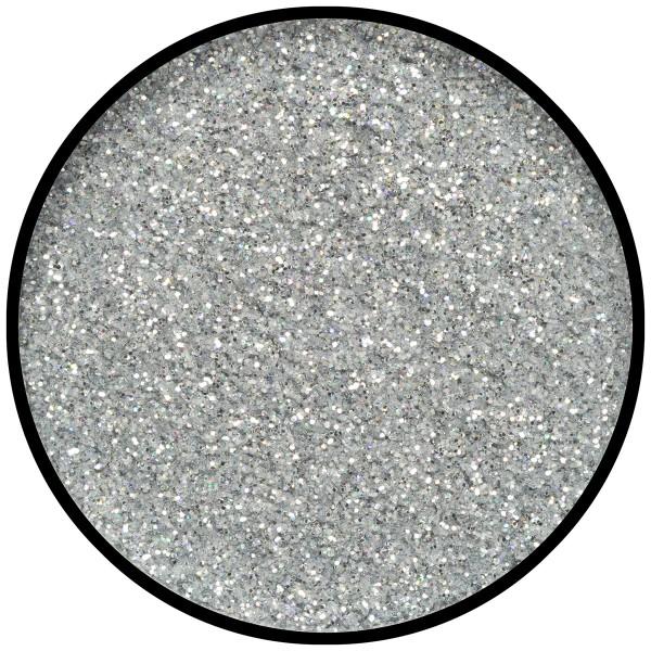 Silber-Juwel (fein), 6g Tattoo-Glitzer