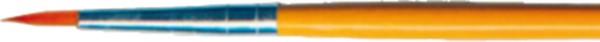 Rundpinsel, Gr. 2, gelb