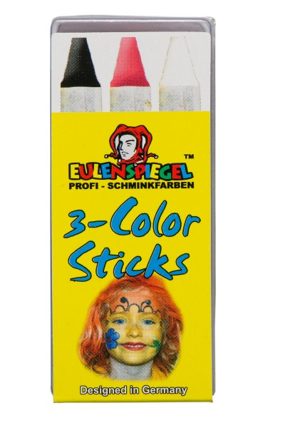 Color-Sticks - 3 Stück