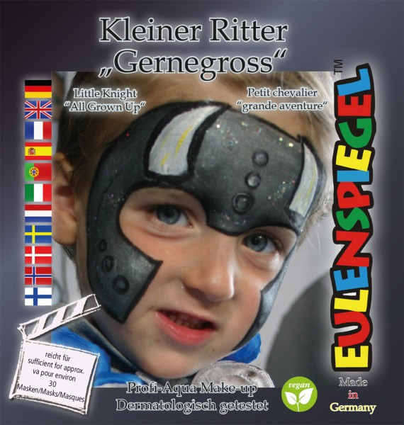 "Motiv-Set Kleiner Ritter ""Gernegross"""