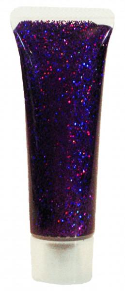 Glitzer-Gel Lavendel-Juwel, 18ml