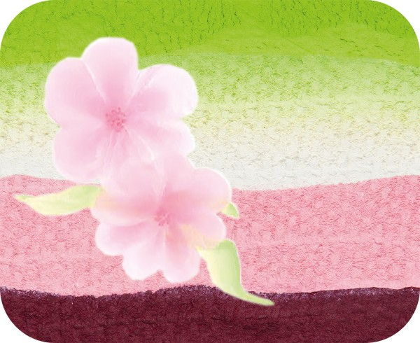 Split Cake Japanese Blossom, 6ml