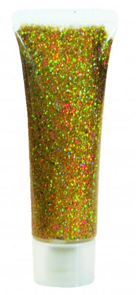 Glitzer-Gel Gold-Juwel, 18ml