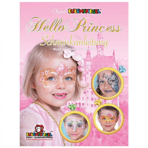 Die Große Hello Princess Schminkanleitung