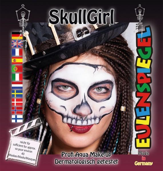 Motiv-Set SkullGirl