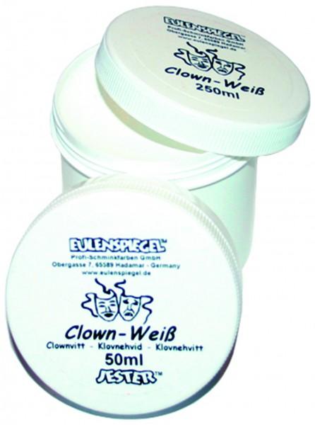Clown-Weiß, 50 ml