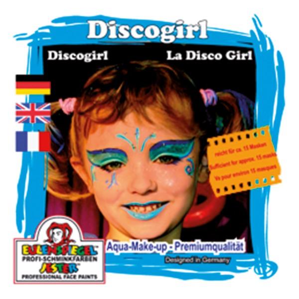 Motiv-Set Discogirl