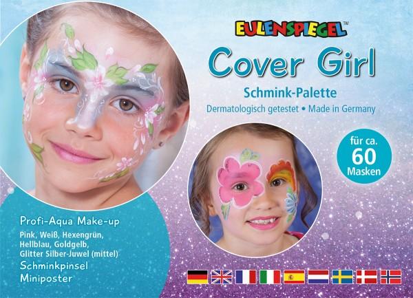 Cover Girl - Schminkpalette mit Anleitung