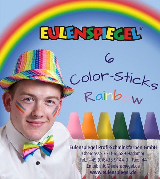 Color-Sticks - Rainbow