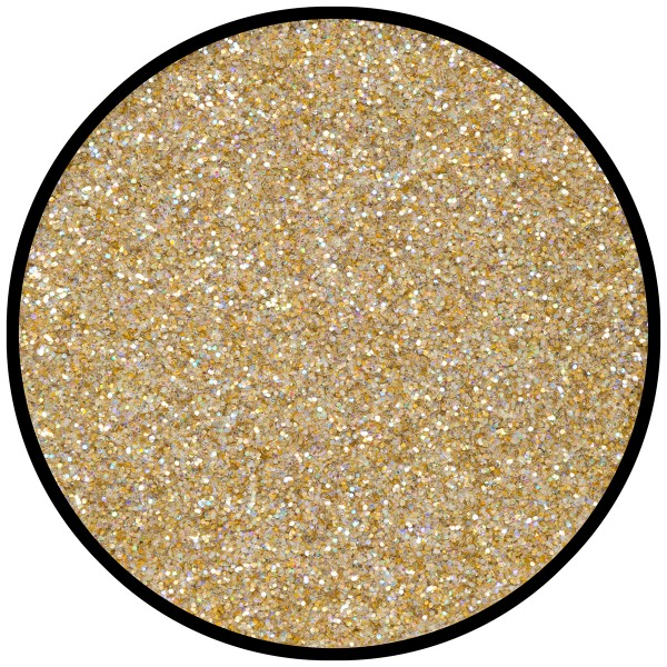 Gold-Juwel (fein), 6g Tattoo-Glitzer