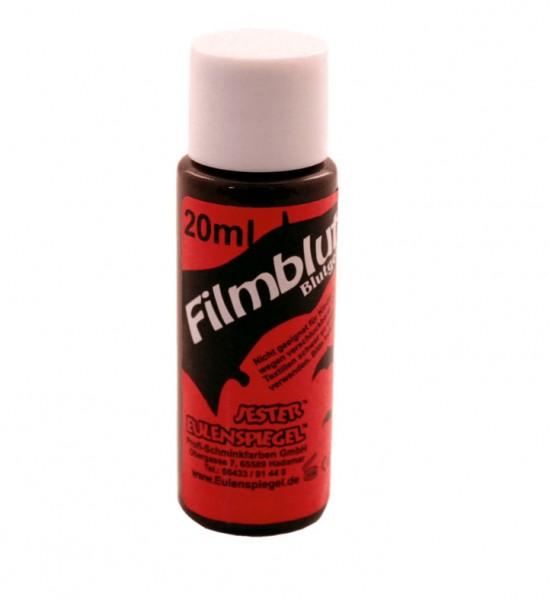 Filmblut / Blutgel, dunkel, 20ml, vegan