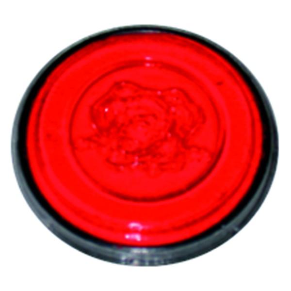 Neon-Effekt-Farbe, rot, 3,5ml