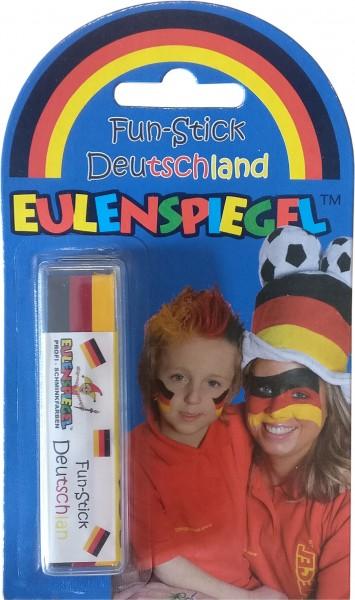 Fun-Stick (Schwarz/Rot/Gelb)