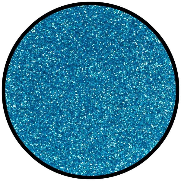 Juwel-Blau (fein), 6g Tattoo-Glitzer