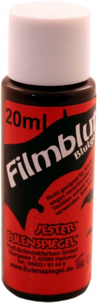 Filmblut / Blutgel, hell, 20ml