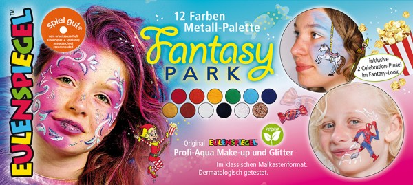 Fanatsy Park Metall-Palette