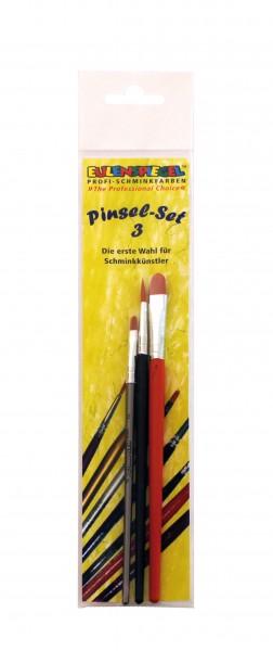 Profi Pinsel-Set III