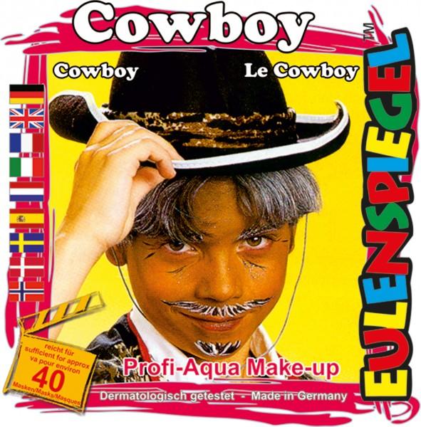 Motiv-Set Cowboy