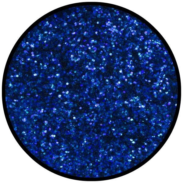 Juwel-Blau, 2g Glitzer