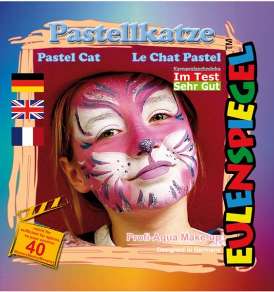 Motiv-Set Pastellkatze