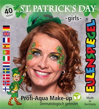 Motiv-Set St. Patrick's Day (Girls)