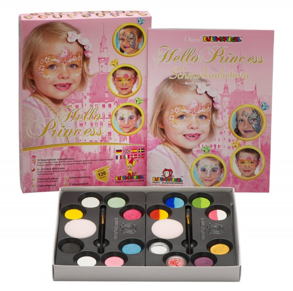 Hello Princess-Schmink-Palette