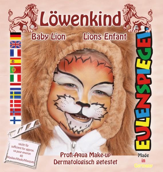 Motiv-Set Löwenkind
