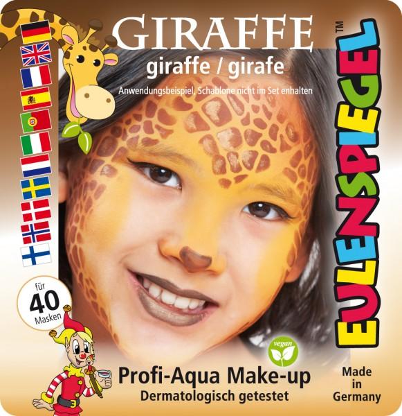 Motiv Set Giraffe