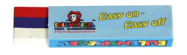 Fun-Stick (Weiß/Blau/Rot)