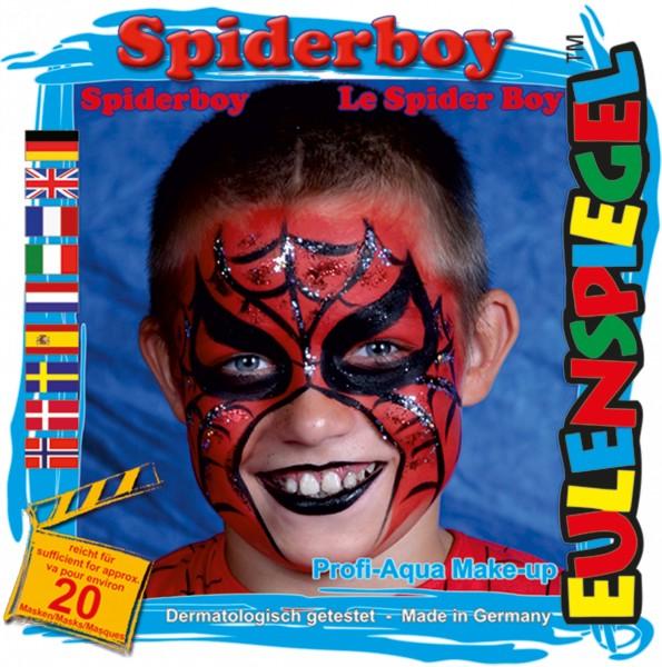 Motiv-Set Spiderboy