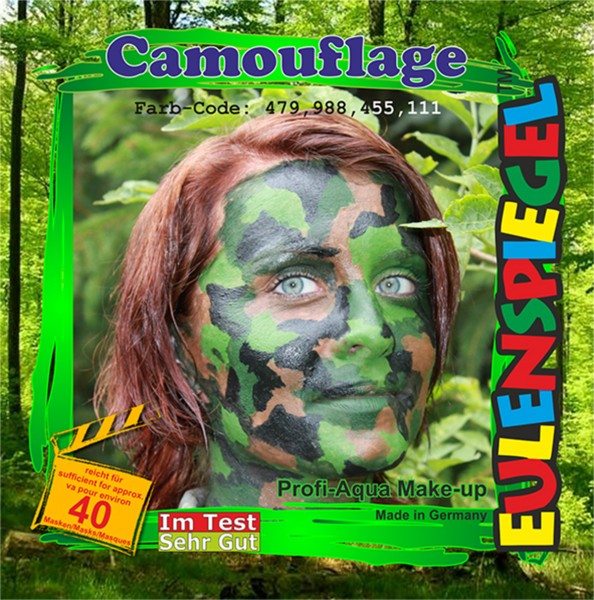 Motiv-Set Camouflage