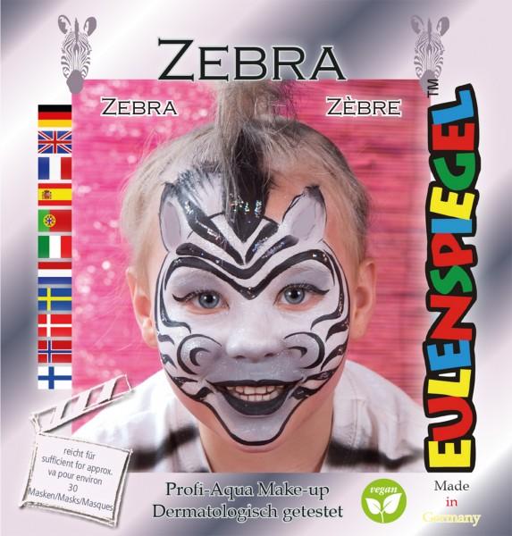 Motiv-Set Zebra