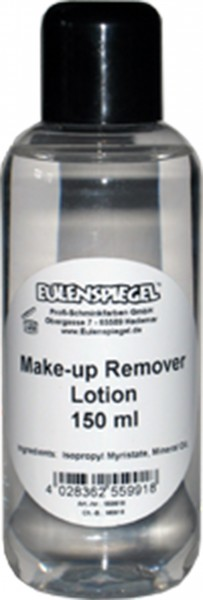 Make-up Remover Lotion, 150 ml
