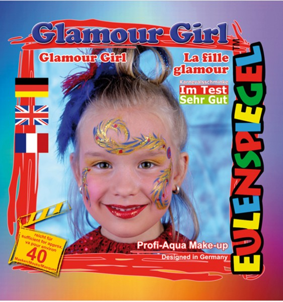 Motiv-Set Glamour Girl