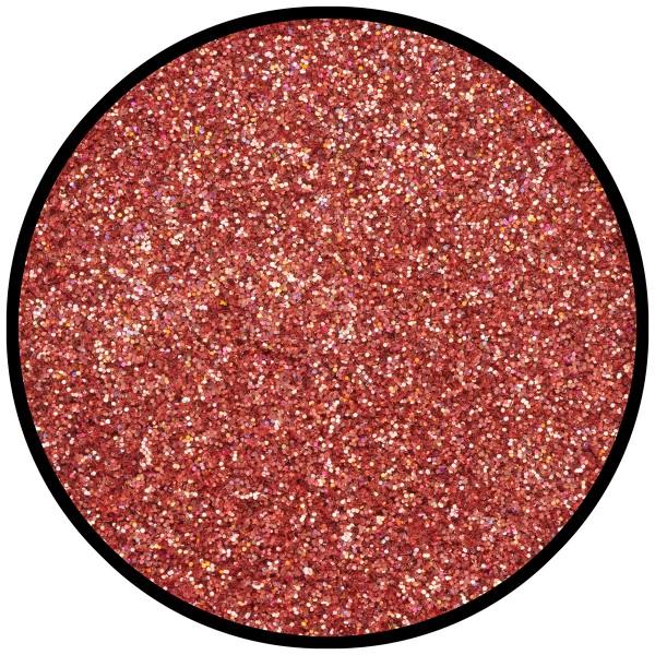 Juwel-Rot (fein), 6g Tattoo-Glitzer