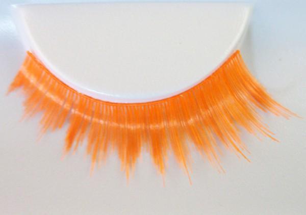 Wimpern, Orange