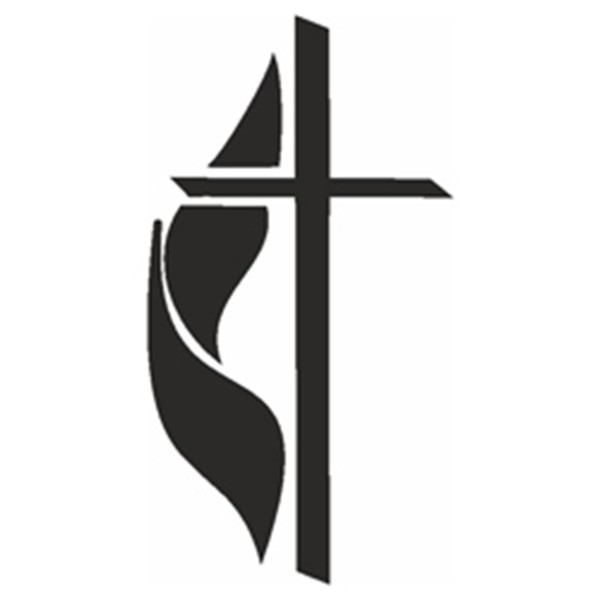 Selbstklebe Schablone - Kreuz II