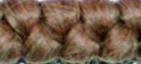 Wollkrepp Dunkelblond