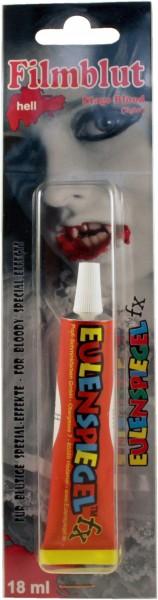 Filmblut / Blutgel, hell, 18ml